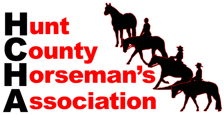 Hunt County Horseman's Association Logo
